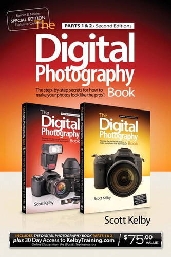 9780133742077: The Digital Photography Book, Parts 1 and 2 with 1 Month of Access to Kelby Training, B&N