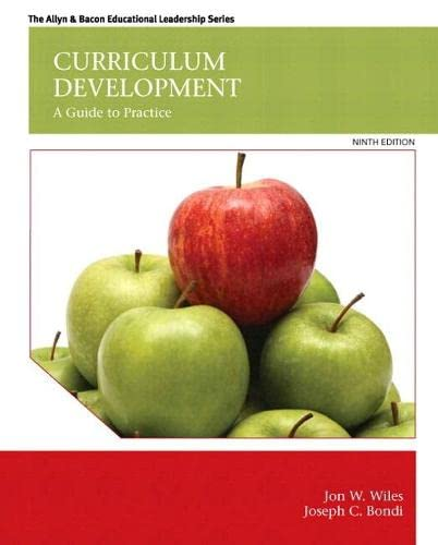 9780133743838: Curriculum Development: A Guide to Practice, Enhanced Pearson eText -- Access Card (9th Edition)
