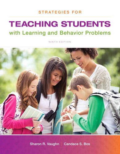 9780133743999: Strategies for Teaching Students with Learning and Behavior Problems, Enhanced Pearson eText --Standalone Access Card (9th Edition)