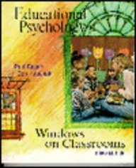 9780133746044: Educational Psychology: Windows on Classrooms (3rd Edition)