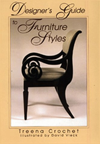 9780133746952: Designer's Guide to Furniture Styles