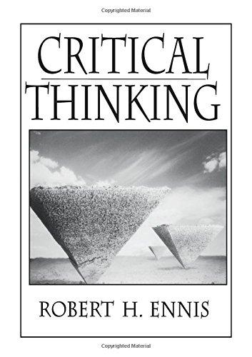 9780133747119: Critical Thinking