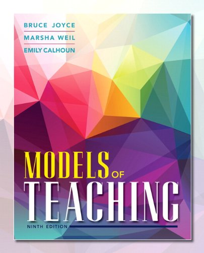 9780133749304: Models of Teaching (9th Edition)