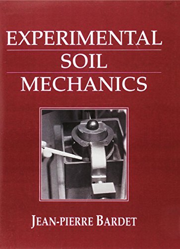 Experimental Soil Mechanics: Jean-Pierre Bardet