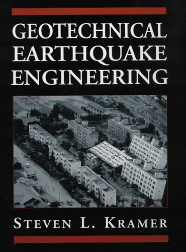 9780133749434: Geotechnical Earthquake Engineering (Prentice-Hall Civil Engineering & Engineering Mechanics Series)
