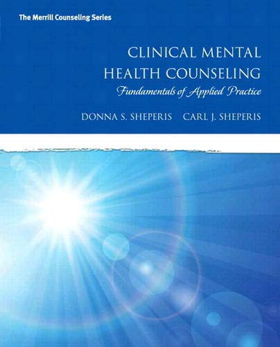 9780133753660: Clinical Mental Health Counseling: Fundamentals of Applied Practice, Enhanced Pearson eText -- Access Card