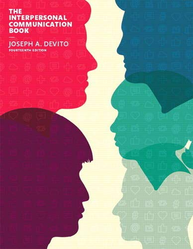 9780133753813: The Interpersonal Communication Book (14th Edition)