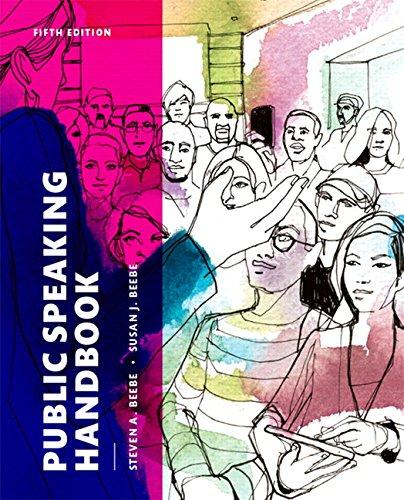 9780133753981: Public Speaking Handbook (5th Edition)