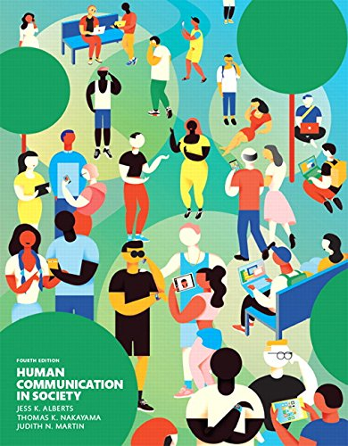 9780133754001: Human Communication in Society (4th Edition)