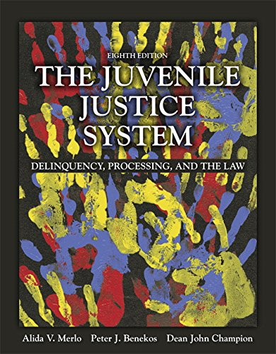 9780133754643: The Juvenile Justice System: Delinquency, Processing, and the Law (8th Edition)