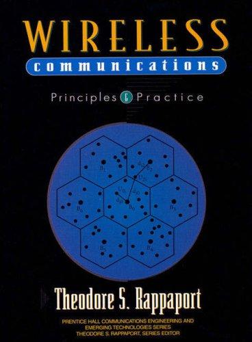 9780133755367: Wireless Communications