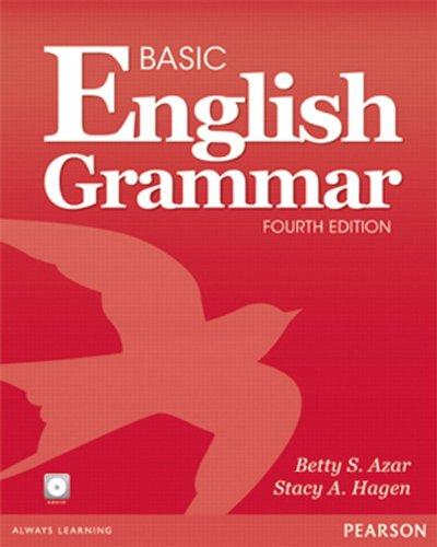 9780133756074: Basic English Grammar, 4th Edition