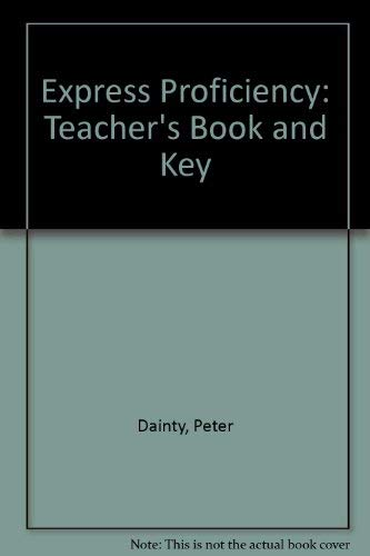 9780133757187: Express Proficiency: Teacher's Book