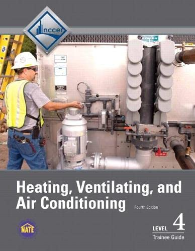 9780133757194: HVAC Level 4 Trainee Guide (4th Edition)