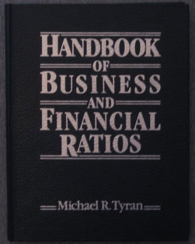9780133758580: Handbook of Business and Financial Ratios