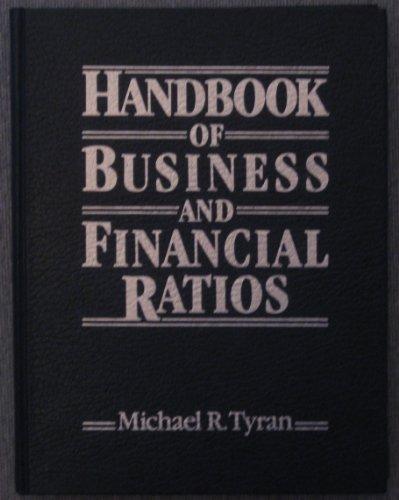 9780133758580: Handbook of Business and Financial Ratios
