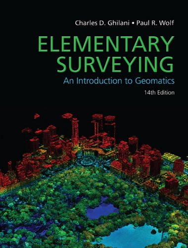 9780133758887: Elementary Surveying (14th Edition)