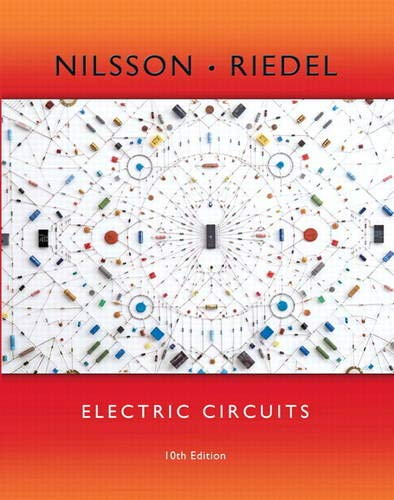 Electric Circuits (10th Edition): Nilsson, James W.;