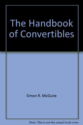 9780133760620: The Handbook of Convertibles