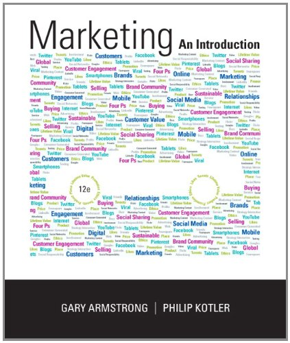 9780133763522: Marketing: An Introduction Plus 2014 Mymarketinglab with Pearson Etext -- Access Card Package