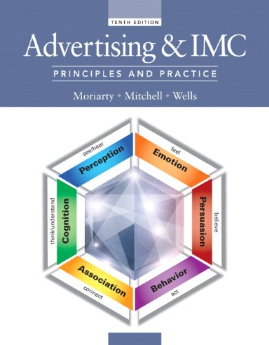9780133763539: Advertising & IMC: Principles and Practice Plus 2014 MyMarketLab with Pearson eText -- Access Card Package (10th Edition)