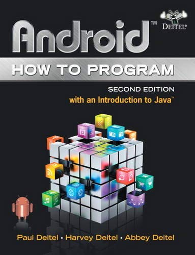 9780133764031: Android How to Program (2nd Edition)