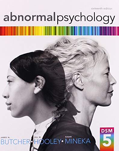 9780133766578: ABNORMAL PSYCHOLOGY&CASE STUDIES&NEW MPL PK