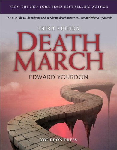 9780133767094: Death March (3rd Edition) (Yourdon Press Series)