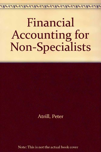 9780133767322: Financial Accounting for Non-Specialists