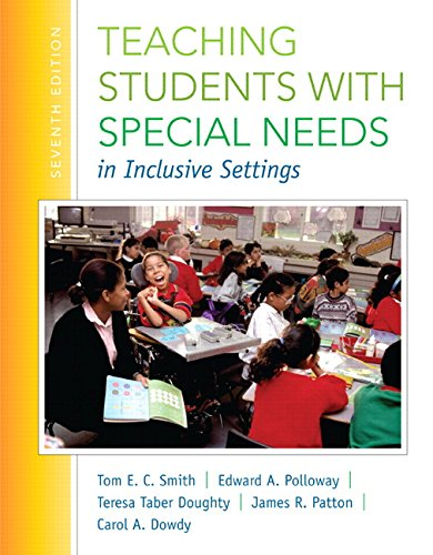 9780133773378: Teaching Students with Special Needs in Inclusive Settings, Enhanced Pearson eText with Loose-Leaf Version -- Access Card Package (7th Edition)