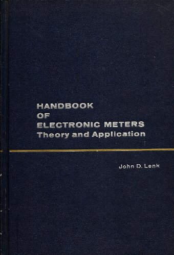 9780133773583: Handbook of electronic meters: theory and application (Prentice-Hall series in electronic technology)