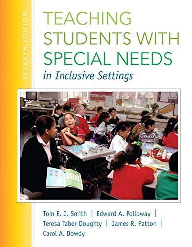 9780133773774: Teaching Students with Special Needs in Inclusive Settings