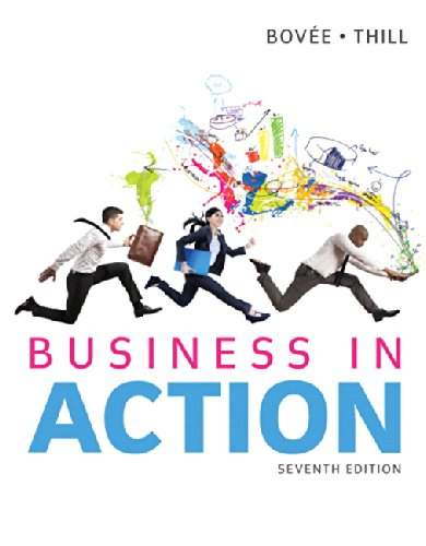 9780133773897: Business in Action (7th Edition)