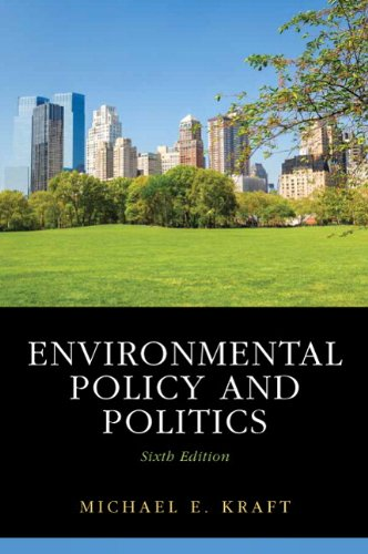 9780133773934: Environmental Policy and Politics Plus MySearchLab with eText -- Access Card Package (6th Edition)