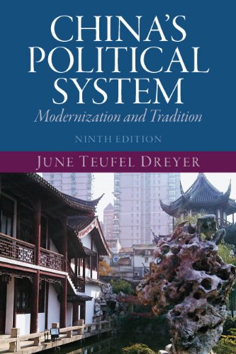9780133773941: China's Political System: Modernization and Tradition Plus MySearchLab with eText -- Access Card Package (9th Edition)