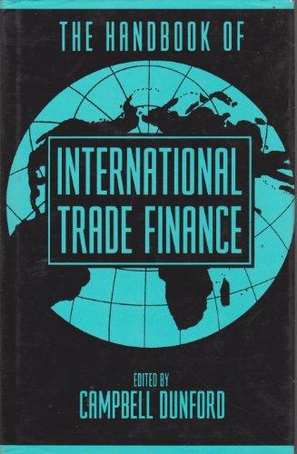 9780133775402: Handbook of International Trade Finance