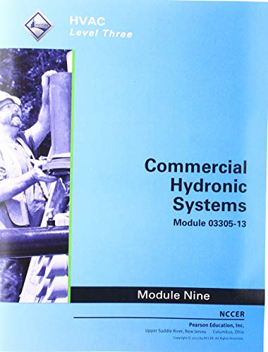 9780133781113: 03305-13 Commercial Hydronic Systems Trainee Guide
