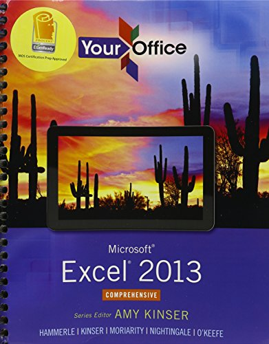 9780133781953: Technology in Action, Introductory, Your Office: Microsoft Access, Your Office: Microsoft Excel, Comprehensive 2013 (10th Edition)