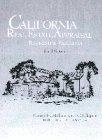 9780133788297: California Real Estate Appraisal: Residential Properties