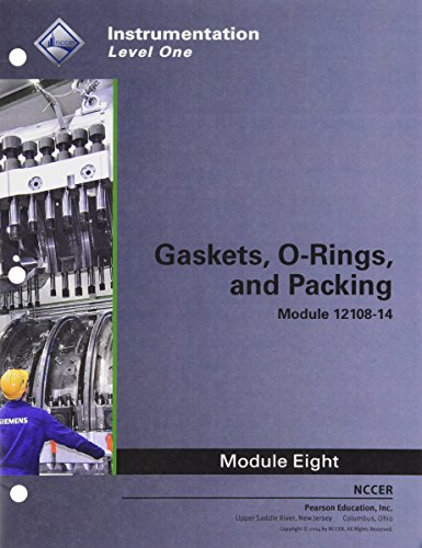 9780133788433: 12108-13 Gaskets and Packing Trainee Guide