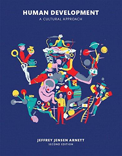 9780133792423: Human Development: A Cultural Approach (2nd Edition)