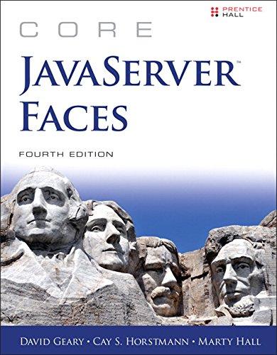 9780133795745: Core JavaServer Faces (Core Series)