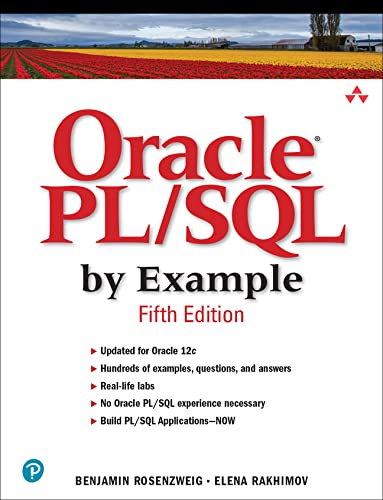 9780133796780: Oracle PL/SQL by Example (5th Edition) (Prentice Hall Professional Oracle)
