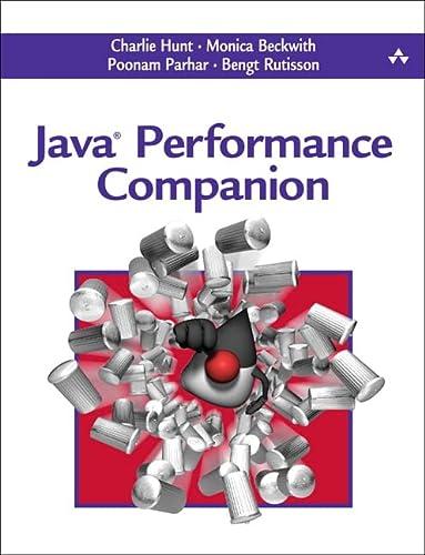 9780133796827: Java Performance Companion