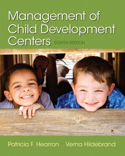 9780133796858: Management of Child Development Centers, Enhanced Pearson eText with Loose-Leaf Version -- Access Card Package (8th Edition)
