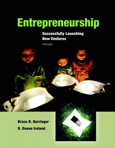 9780133797190: Entrepreneurship: Successfully Launching New Ventures (5th Edition)