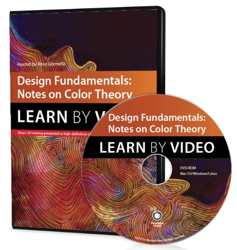 9780133799040: Design Fundamentals: Notes on Color Theory: Learn by Video