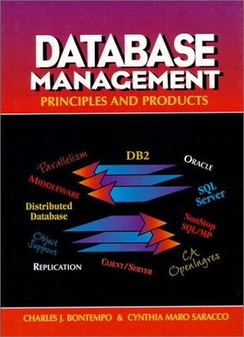 9780133801897: Database Management: Principles and Products
