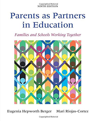 9780133802467: Parents as Partners in Education: Families and Schools Working Together (9th Edition)