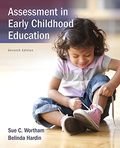 9780133802917: Assessment in Early Childhood Education (7th Edition)